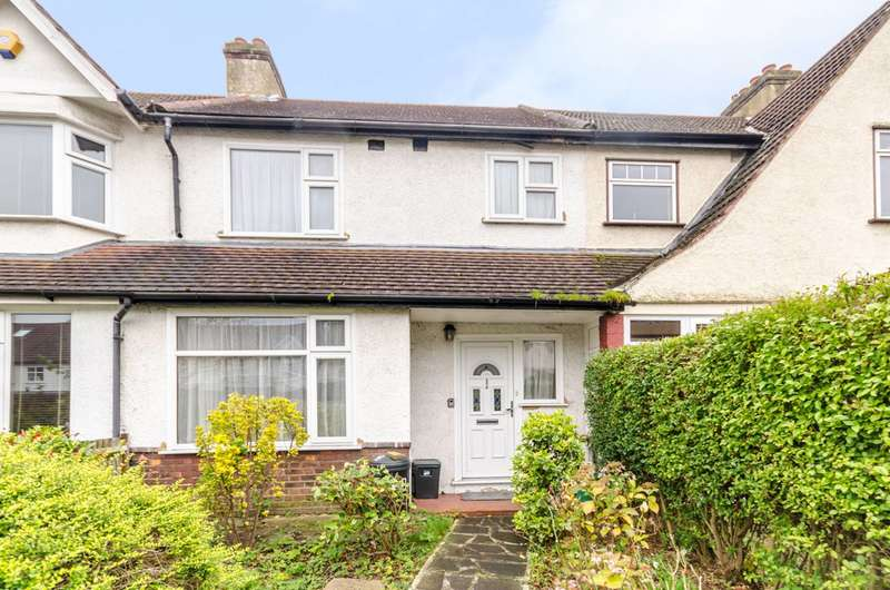 3 Bedrooms House for sale in Warwick Road, Penge, SE20