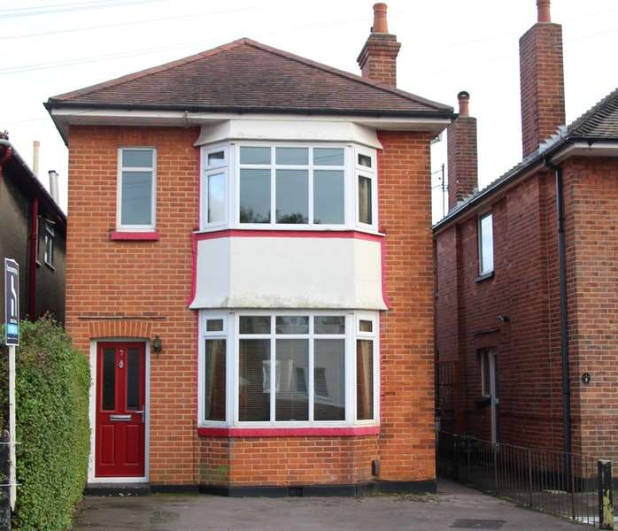 3 Bedrooms Detached House for sale in St Leonards Road, Bournemouth, Dorset, BH8
