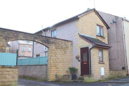 2 Bedrooms Detached House for sale in Noble Street, Rishton, Blackburn, Lancashire, BB1