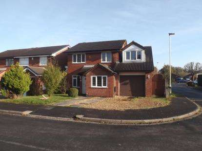 4 Bedrooms Detached House for sale in Lane Head Avenue, Lowton, Warrington, Cheshire