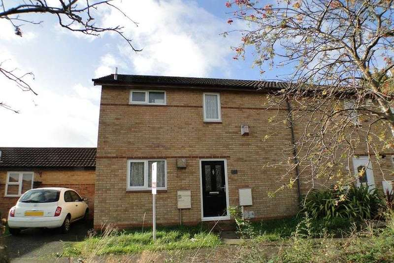 2 Bedrooms Terraced House for sale in Hendrix Drive, Milton Keynes