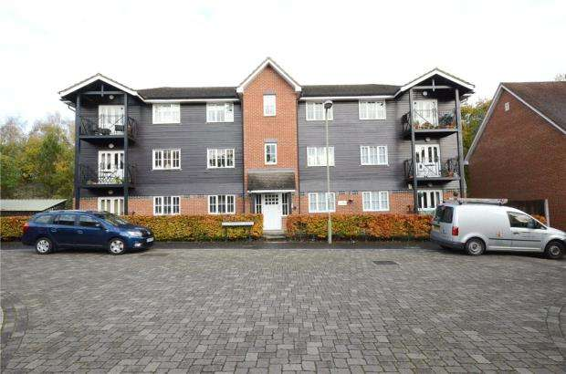 2 Bedrooms Apartment Flat for sale in Broomy Lodges, Lyndhurst Road, Elvetham Heath