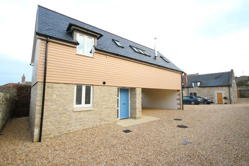 2 Bedrooms House for sale in JUBILEE ROAD, SWANAGE