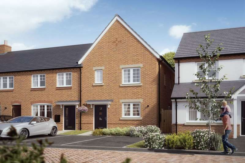 3 Bedrooms Semi Detached House for sale in Midland Road, Swadlincote, DE11