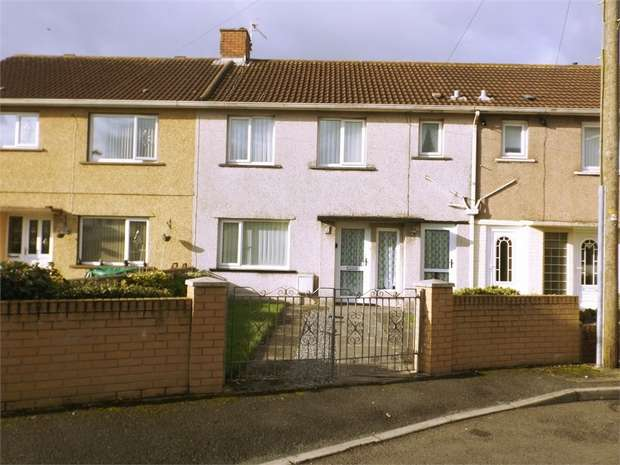 3 Bedrooms Terraced House for sale in Dolphin Place, Port Talbot, West Glamorgan