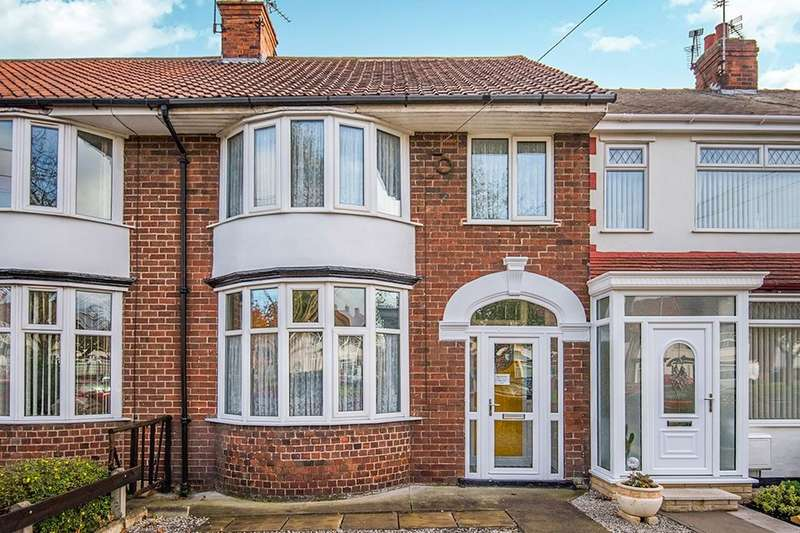 3 Bedrooms Terraced House for sale in Boothferry Road, HULL, HU4