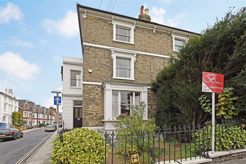 1 Bedroom Apartment Flat for sale in Church Road, Richmond