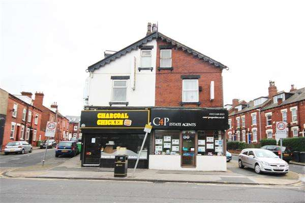 3 Bedrooms Commercial Property for sale in Roundhay Road, Leeds