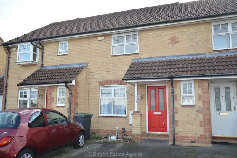 2 Bedrooms Terraced House for sale in Magennis Close, Rowner
