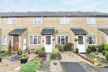2 Bedrooms Terraced House for sale in Morris Road, Broadway, Worcestershire