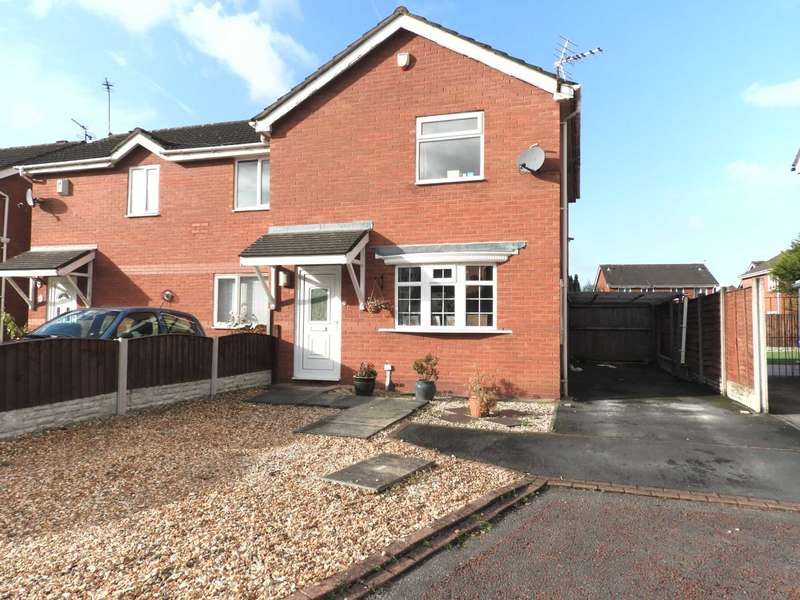 3 Bedrooms Semi Detached House for sale in Everdon Wood, Northwood