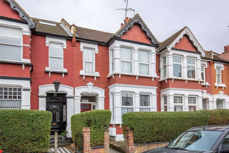 4 Bedrooms Terraced House for sale in Princes Avenue, Finchley, London, N3