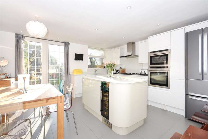 3 Bedrooms Mews House for sale in Townfield, Rickmansworth, Hertfordshire, WD3