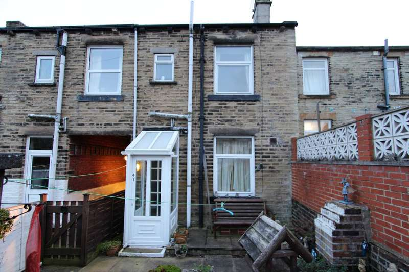 1 Bedroom Terraced House for sale in Brooke Street, Cleckheaton