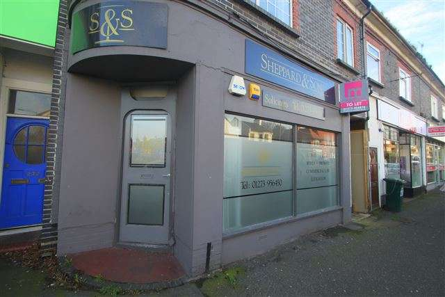 Commercial Property for sale in Portland Road, Hove, East Sussex, BN3 5QU
