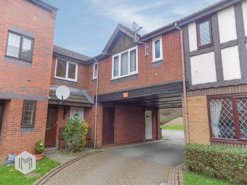 2 Bedrooms Apartment Flat for sale in Helmsley Green, Leyland, PR25