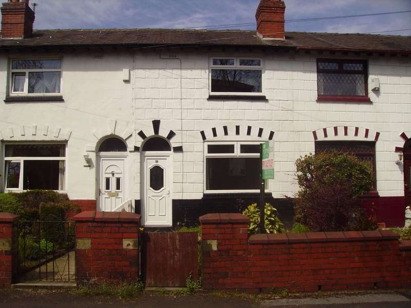 3 Bedrooms Terraced House for rent in Sefton Street , Whitefield , MANCHESTER, M45