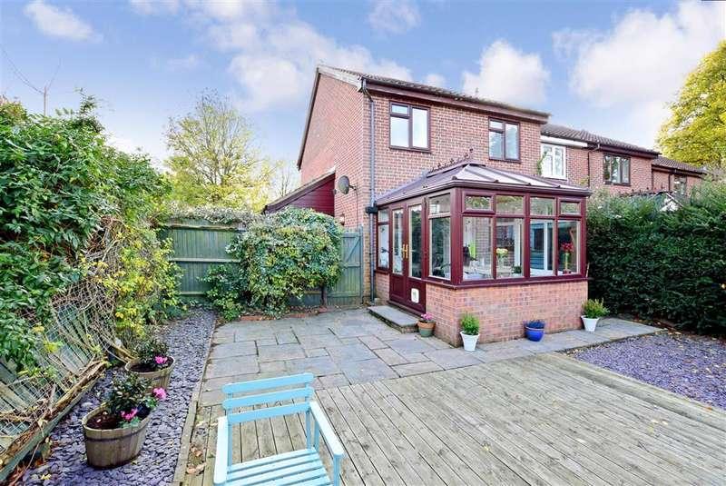 1 Bedroom End Of Terrace House for sale in Aspen Way, Tunbridge Wells, Kent