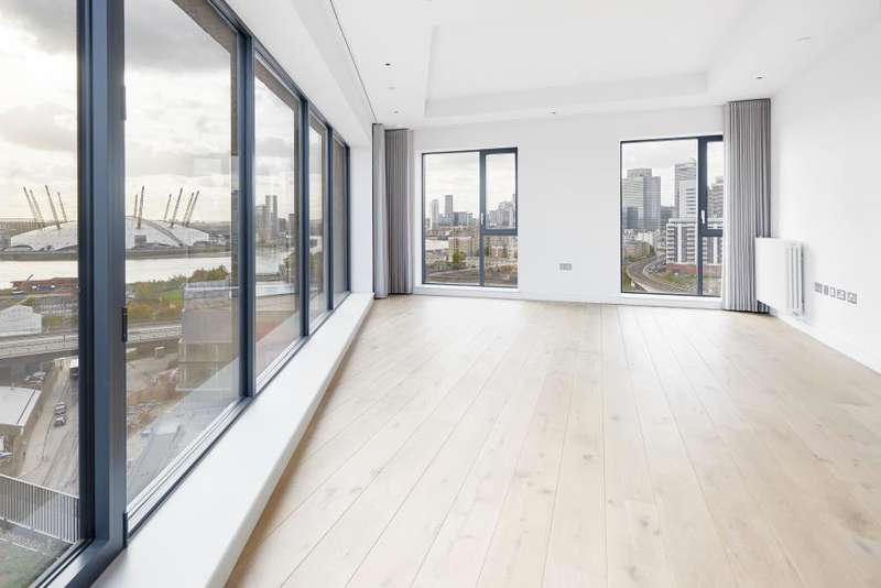 2 Bedrooms Flat for sale in City Island, E14