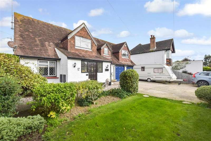 4 Bedrooms Detached House for sale in Felpham Way, Felpham, West Sussex