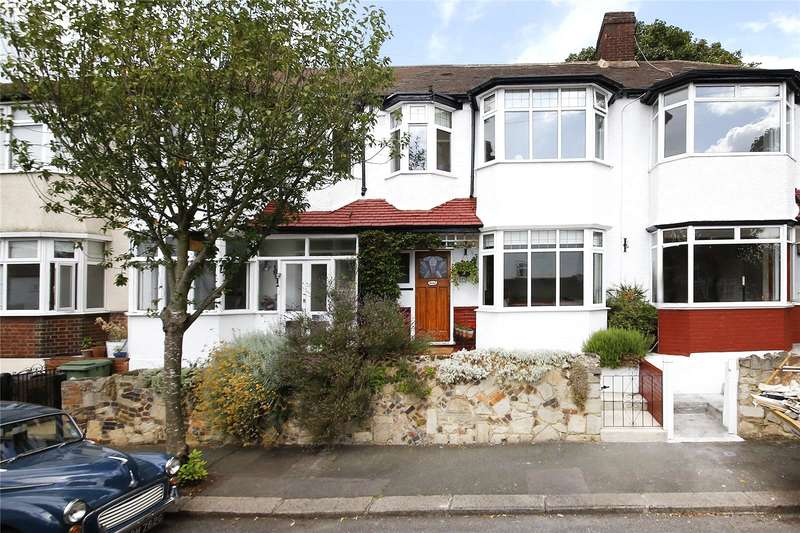3 Bedrooms Terraced House for sale in Kingslyn Crescent, London