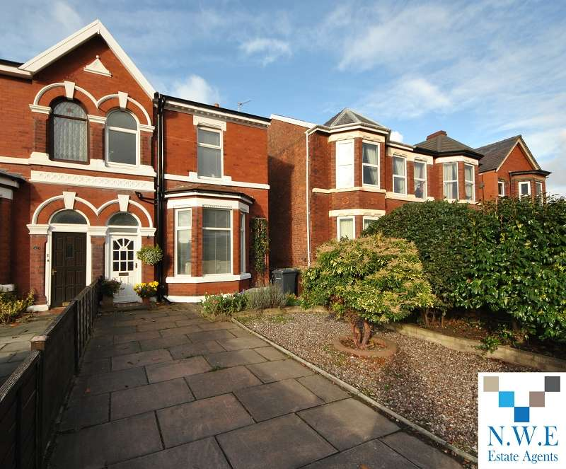 3 Bedrooms Semi Detached House for sale in Oak Street, Southport, PR8