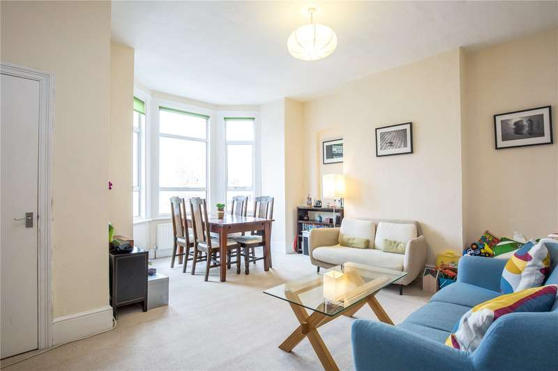 2 Bedrooms Apartment Flat for sale in Palmerston Road, London, N22