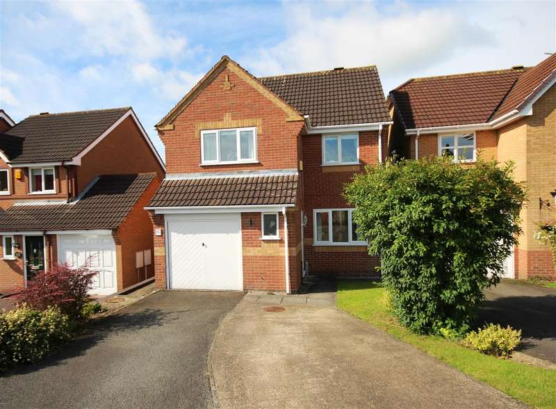 3 Bedrooms Detached House for sale in Rayneham Road, Ilkeston