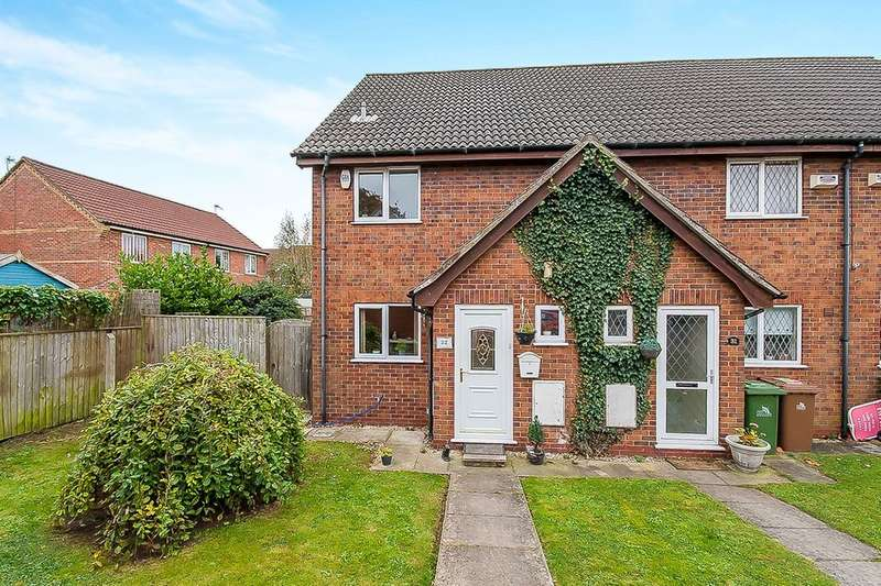 3 Bedrooms Terraced House for sale in Toothill Gardens, Grimsby, DN34