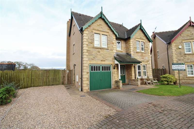 5 Bedrooms Detached House for sale in CA11 9QW Laikin View, Calthwaite, Penrith, Cumbria