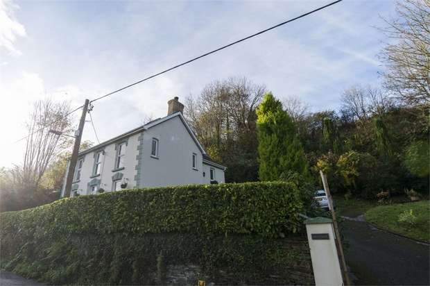 3 Bedrooms Detached House for sale in Abercych, Abercych, Boncath, Pembrokeshire