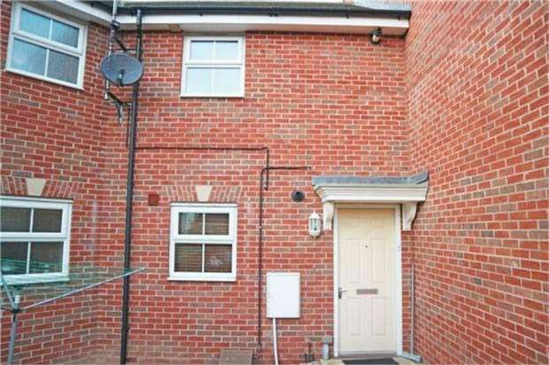 2 Bedrooms Flat for sale in Verde Close, Eye, Peterborough, Cambridgeshire
