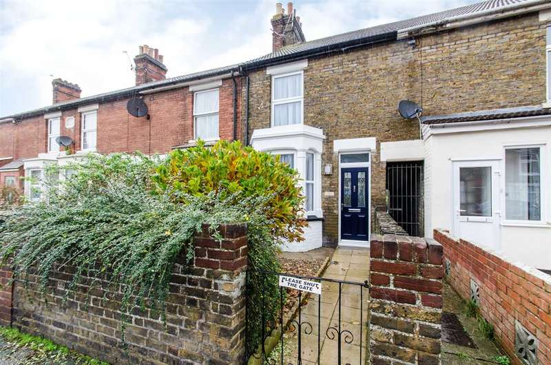 3 Bedrooms Terraced House for sale in Tonge Road, SITTINGBOURNE