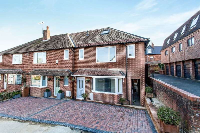 3 Bedrooms Semi Detached House for sale in Stanam Road, Pembury, Tunbridge Wells, TN2