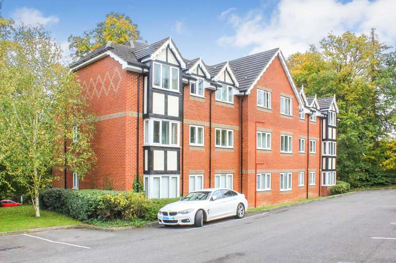 2 Bedrooms Apartment Flat for sale in 2 BEDROOM GROUND FLOOR apartment CLOSE to STATION in APSLEY.