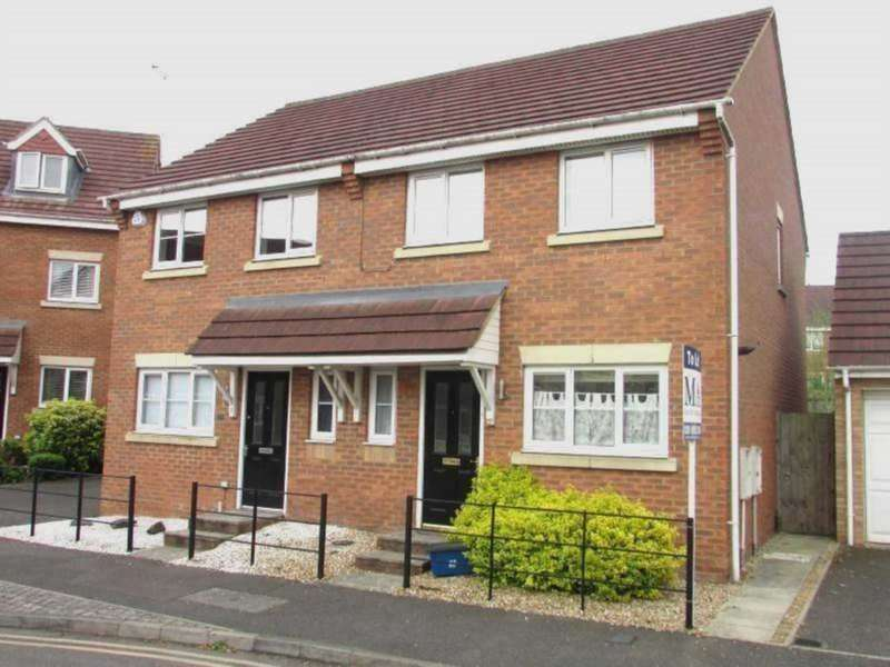 3 Bedrooms Semi Detached House for rent in Coleridge Way, Borehamwood