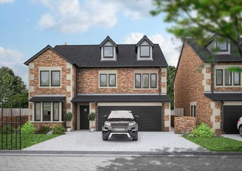 5 Bedrooms Detached House for sale in 1 Kirkhamgate Villas, Kirkhamgate, WF2 0GU