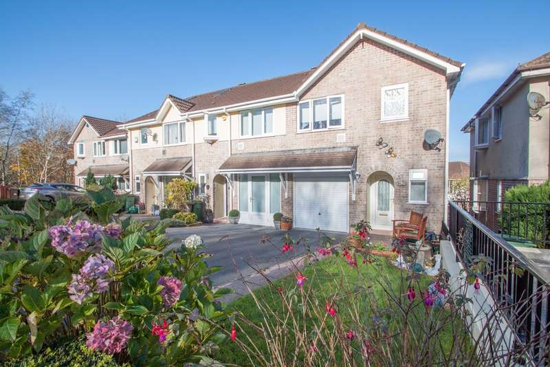 3 Bedrooms End Of Terrace House for sale in Widewell, Plymouth