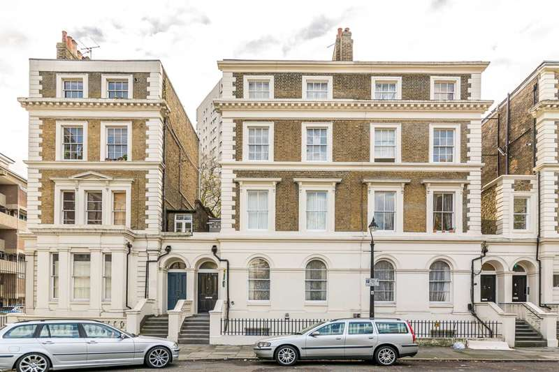 1 Bedroom Flat for sale in Albert Square, Stockwell, SW8