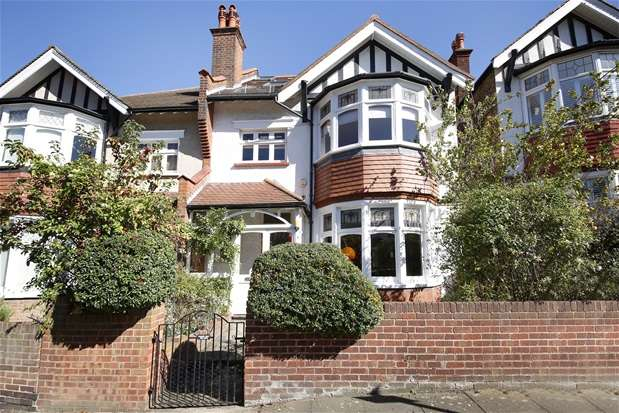 5 Bedrooms Semi Detached House for sale in Deepdene Road, Camberwell