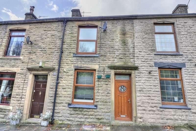 2 Bedrooms Terraced House for sale in Market Street, Rochdale, Lancashire, OL12
