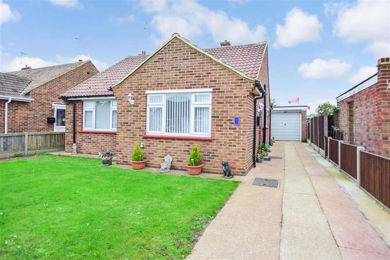 2 Bedrooms Bungalow for sale in Kingston Close, Herne Bay, Kent