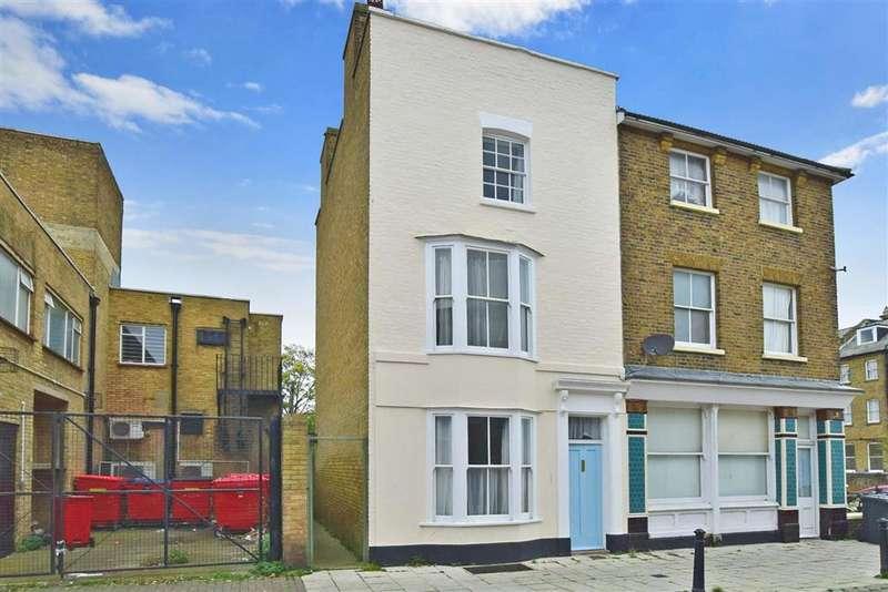 3 Bedrooms Terraced House for sale in Bank Street, Herne Bay, Kent
