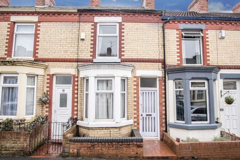 2 Bedrooms Terraced House for sale in Briarwood Road, Aigburth, Liverpool, L17