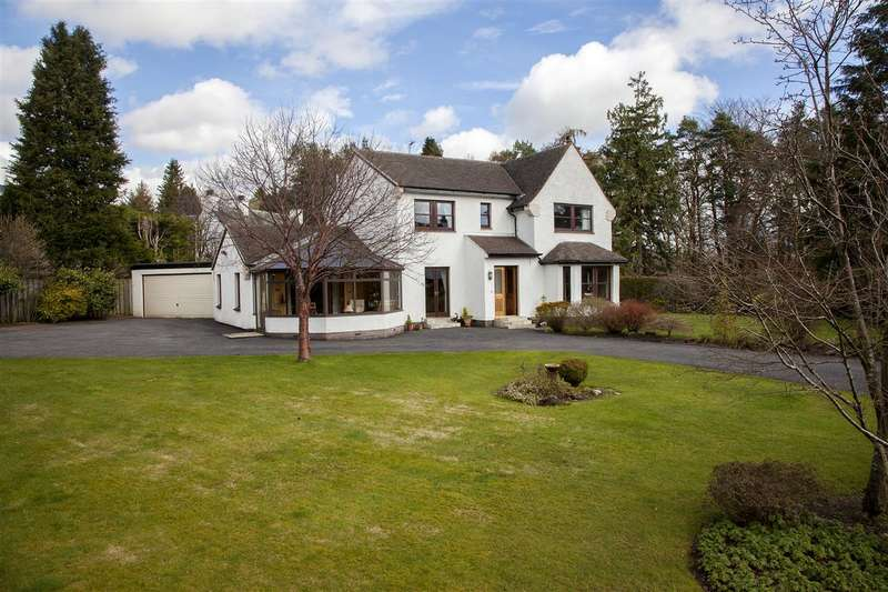 4 Bedrooms Detached House for rent in Three Gables, 5 Kellyburn Park, Dollar