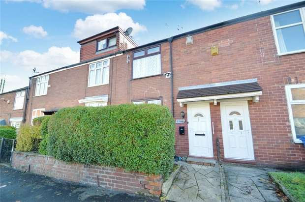 3 Bedrooms Terraced House for sale in Gordon Street, Heaton Norris, Stockport, Cheshire