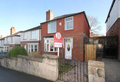 3 Bedrooms Semi Detached House for sale in Blair Athol Road, Sheffield, South Yorkshire