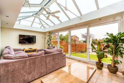 4 Bedrooms Detached House for sale in Hyperion Road, Stourton, Stourbridge, Staffordshire