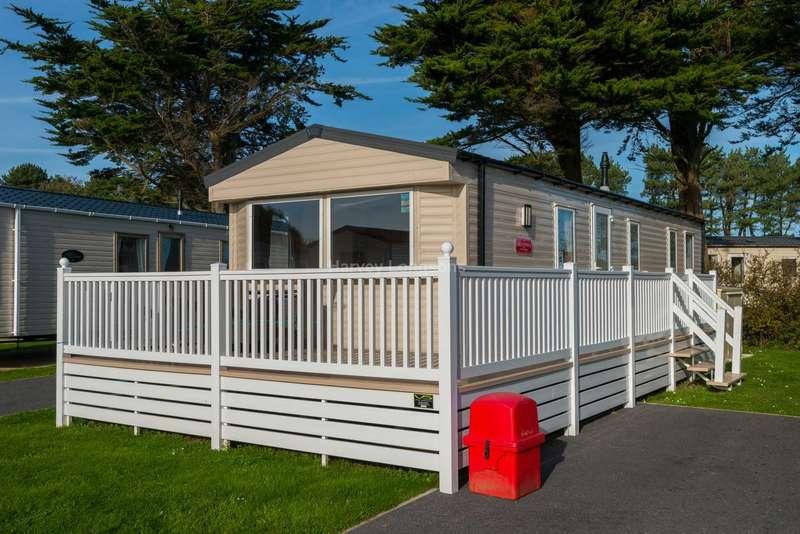 2 Bedrooms Caravan Mobile Home for sale in Brixham, Devon