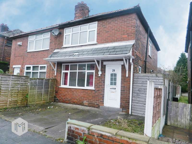 3 Bedrooms Semi Detached House for sale in Edna Road, Leigh, WN7